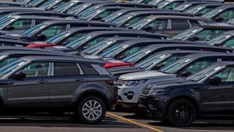 Экспорт британских машин в Китай и Евросоюз стремительно сокращается