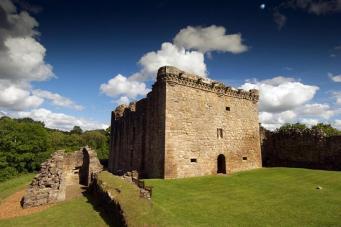 Туристический объект в Шотландии закрыт для посещений из-за злого барсука