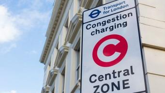 Лондонский «налог на пробки» будет распространен на миникэбы
