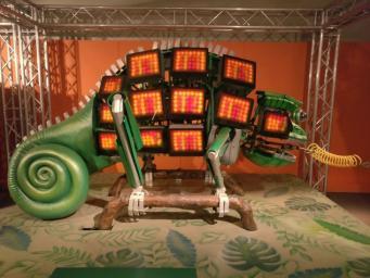 Музей Хорнимана открыл экспозицию «Зоопарк роботов» фото:londonist