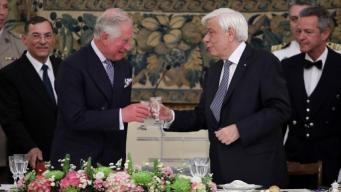 Президент Греции попросил принца Чарльза вернуть древнегреческий мрамор