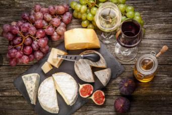 Сырный фестиваль состоится в эти выходные в Лондоне