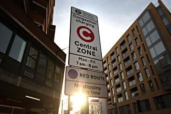 Сбор за въезд в центр Лондона может быть отменен фото: standard.co.uk