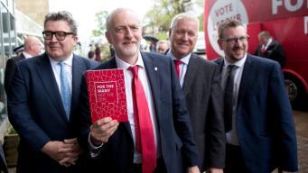 Манифест лейбористской партии: коротко и официально фото:independent