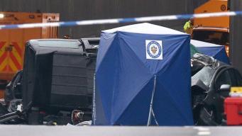 Страшное ДТП в Бирмингеме: шесть погибших и шесть разбитых машин