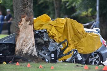 Полицейская погоня в Брэдфорде оборвалась смертельным ДТП