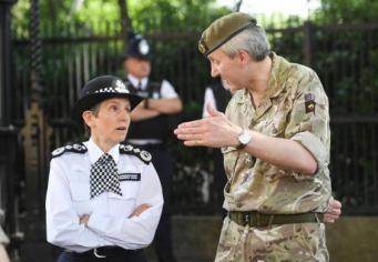 Лондон останется открытым городом, - начальник Скотланд-Ярда фото:standard.co.uk