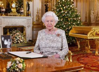 Королева Елизавета II обратилась к подданным с рождественской речью