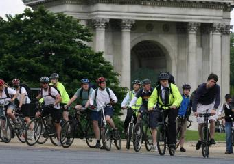 В Лондоне могут ввести «день без автомобиля»