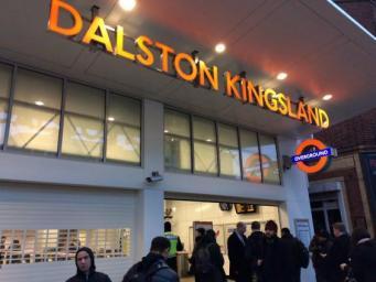 Взрыв в вагоне London Overground: теракт исключается фото:standard.co.uk
