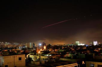 Великобритания присоединилась к авиаудару по Дамаску без одобрения парламентом