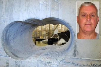 Похитителю сокровищ из Хаттон Гарден добавили тюремный срок