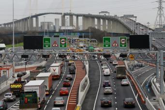 В Лондоне утвержден проект строительства новой переправы через Темзу