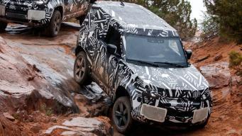 Обновленный Land Rover будут выпускать за пределами Великобритании