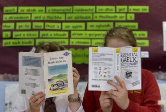В Шотландии занялись спасением гаэльского языка