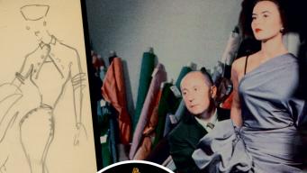 Лучшие наряды Диора покажут в музее V&A