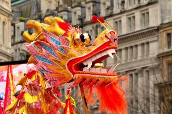 Лондон громко и ярко отметит китайский Новый год
