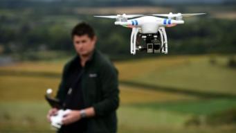В Великобритании ужесточат правила эксплуатации дронов