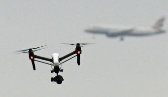 В Великобритании вступили в силу новые правила эксплуатации дронов