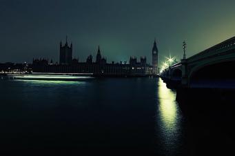 Лондонские достопримечательности погрузятся в темноту в ближайшую субботу