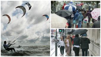 Британские синоптики рассказали о погоде в пасхальные выходные фото:weather.com