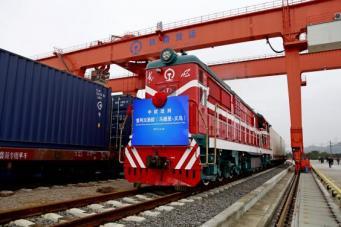 Лондон и Китай впервые связали прямым железнодорожным маршрутом фото:standard.co.uk