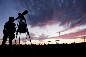 Солнечное затмение 21 августа – повезет ли увидеть британцам фото:standard.co.uk