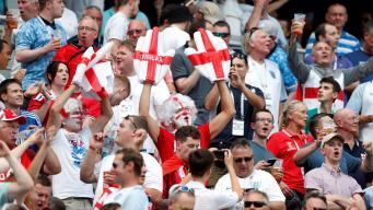 Россия предложила английским болельщикам  быстрые визы на четвертьфинал в Самаре