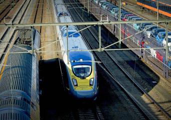 Eurostar запустит прямой поезд Лондон-Амстердам