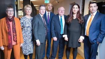 Исход из фракции лейбористов: семь депутатов одновременно вышли из партии