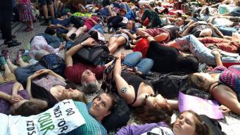 Активисты Extinction Rebellion объявили о прекращении протестов в Лондоне