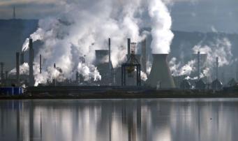 Закрытие морского нефтепровода повлияло на производственный рост в Великобритании