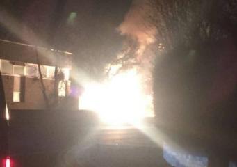 Взрыв на электроподстанции обесточил дома в Северном Йоркшире