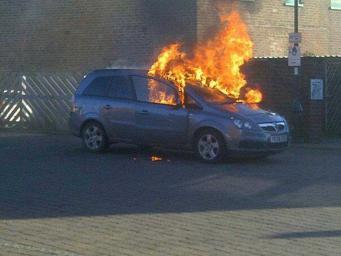 Компания Vauxhall попала под уголовное расследование из-за возгорания автомобилей