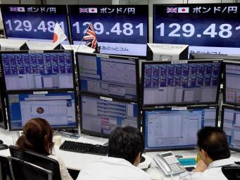 Названы виновники стремительного обвала курса фунта стерлингов фото:independent.co.uk