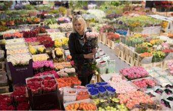 В Ковент-Гарден открылся новый цветочный рынок фото:standard.co.uk