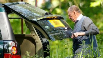 Принц Филипп признал свою вину в  ДТП в Сандрингеме