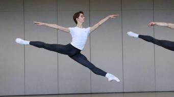 Британский артист балета арестован в Москве
