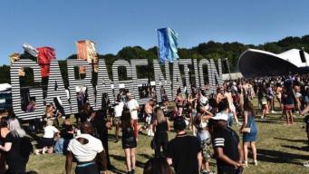 Поножовщина в Лондоне: четыре человека пострадали на музыкальном фестивале