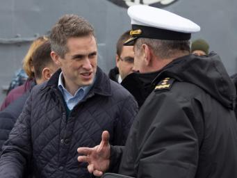 Великобритания направит военный корабль в Черное море для сдерживания России