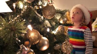 Умирающий британец оставил рождественские подарки соседке на четырнадцать лет вперед