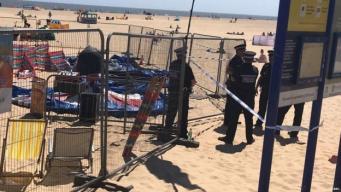В Норфолке ребенок погиб на взорвавшемся надувном аттракционе