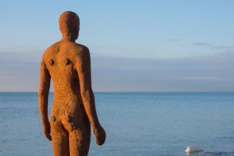 Royal Academy покажет  работы самого известного британского скульптора наших дней
