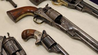 В Шотландии объявлена двухнедельная оружейная амнистия