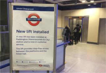 TfL обеспечит безбарьерный доступ на шесть станций лондонского метро