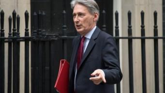 У правительства нет денег на жесткий Брекзит, - Филипп Хэммонд фото:bbc