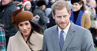Принц Гарри рассказал, как прошло Рождество с Меган Маркл