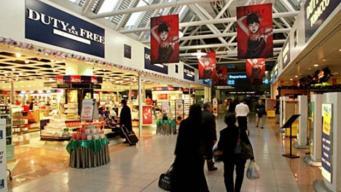 Хитроу назван лучшим аэропортом для шопинга фото:itv