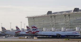 Сотрудник  службы безопасности Heathrow задержан с контрабандой кокаина