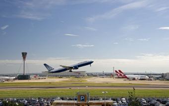 Аэропорты Лондона отчитались  в рекордном пассажирообороте